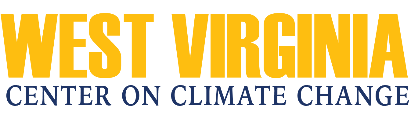 WV Center on Climate Change logo